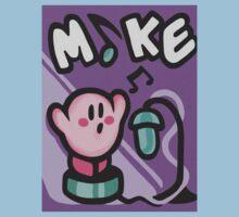 Kirby Mike Kids Tee