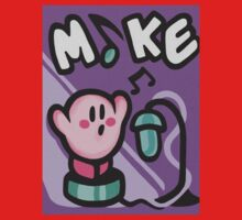 Kirby Mike Kids Clothes