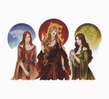 Ladies of Thrones Kids Clothes