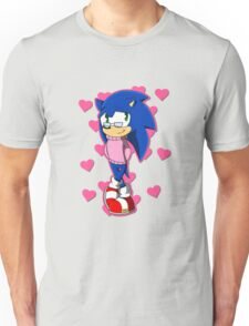 Cute Sonic Unisex T-Shirt