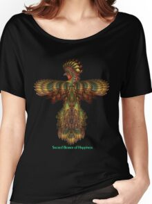 Thunderbird - Sacred Bearer of Happiness Women's Relaxed Fit T-Shirt