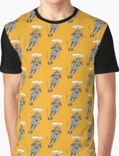 Gadget Copter Graphic T-Shirt
