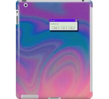 LSD windows iPad Case/Skin