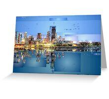 Chicago - Lake Michigan Greeting Card