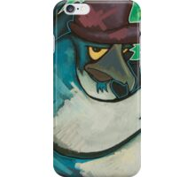 Magpie 7 iPhone Case/Skin