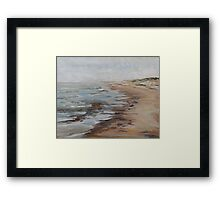 Blooming Point PEI Framed Print