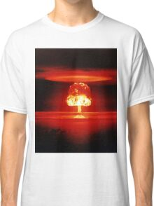 Operation Castle Romeo Nuclear Test - 1954 Classic T-Shirt