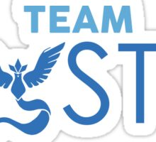 Team Mystic Sticker