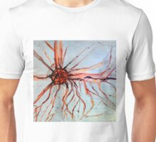 Inverted Tesla coil  Unisex T-Shirt
