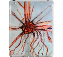 Inverted Tesla coil  iPad Case/Skin