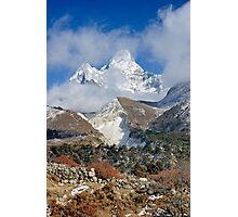 Mountain Monarch Photographic Print