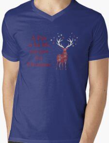 A Pub is for Life Mens V-Neck T-Shirt
