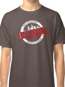 Melbourne Marvel Participent Range red Classic T-Shirt