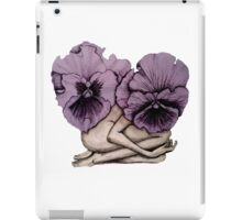 Blossoming Belle iPad Case/Skin