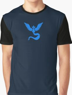 Pokemon Go - Team Mystic (Dark) Graphic T-Shirt