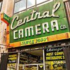 central camera by Lenore Locken
