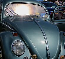 vw beetle - shine by Perggals© - Stacey Turner