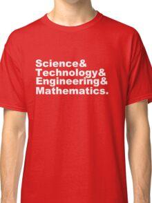 S&T&E&M Classic T-Shirt