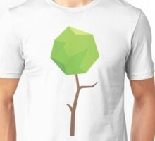 Nature Green Digital Leaf Unisex T-Shirt