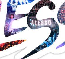 Alesso Montage Sticker