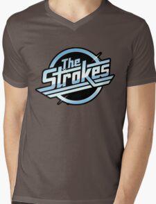 The Strokes Mens V-Neck T-Shirt