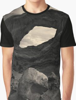 Arches NP XIV Toned Graphic T-Shirt