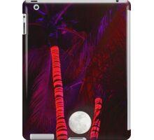 Palm Tree Nights iPad Case/Skin