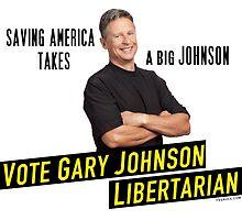 Saving America Takes A Big Johnson by TVsauce