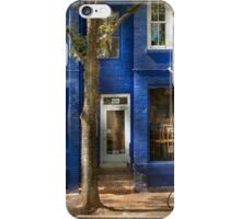 City - Bike - Alexandria, VA - The urbs iPhone Case/Skin