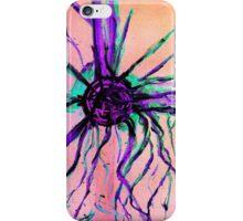 Tesla Coil acid rainbow iPhone Case/Skin