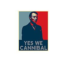 Yes We Cannibal - NBC Hannibal  Photographic Print