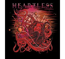 drowning heartless red Photographic Print