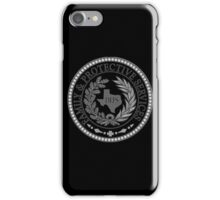 Texas Department of Family & Protective Services iPhone Case/Skin