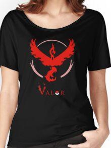Pokemon Go - Valor Red Women's Relaxed Fit T-Shirt