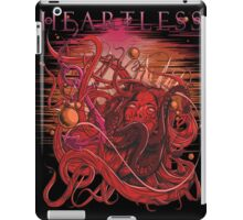 drowning heartless red iPad Case/Skin