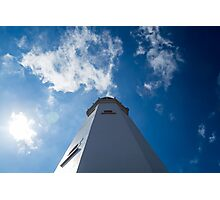 Withernsea Lighthouse Photographic Print