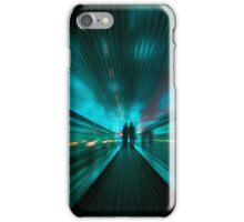 Tunnel Lights iPhone Case/Skin