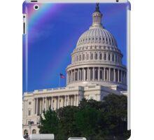 United States Capitol Building iPad Case/Skin