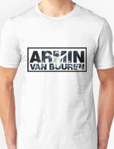 Armin Van Buuren Montage Unisex T-Shirt