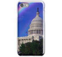 United States Capitol Building iPhone Case/Skin