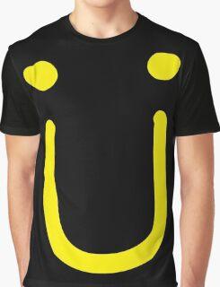 Jack U - Logo yellow Graphic T-Shirt