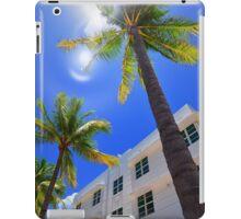 Miami South Beach  iPad Case/Skin