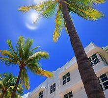 Miami South Beach  by DDMITR