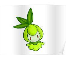 Cute Petilil motif Poster