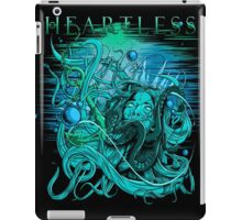 drowning heartless BLUE iPad Case/Skin
