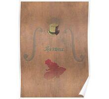 Ghibli Minimalist 'Whisper of the Heart' Poster
