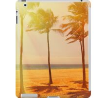 Fort Lauderdale Beach iPad Case/Skin