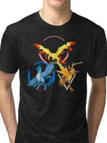 Go Team! Tri-blend T-Shirt