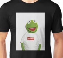 Kermit the frog for supreme  Unisex T-Shirt