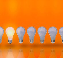 Light Bulb Domination by DDMITR